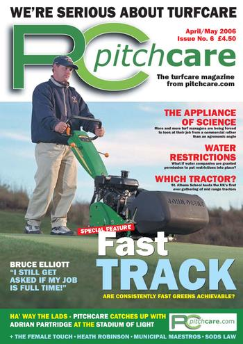Pitchcare Magazine - Issue 6