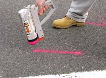 SOPPEC ProMaster Aerosol Line Marking Gun Handle