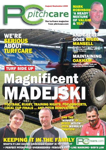 Pitchcare Magazine - Issue 2