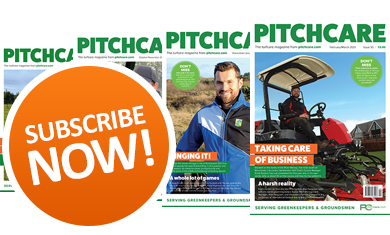 Subscribe to the Pitchcare Ireland Magazine