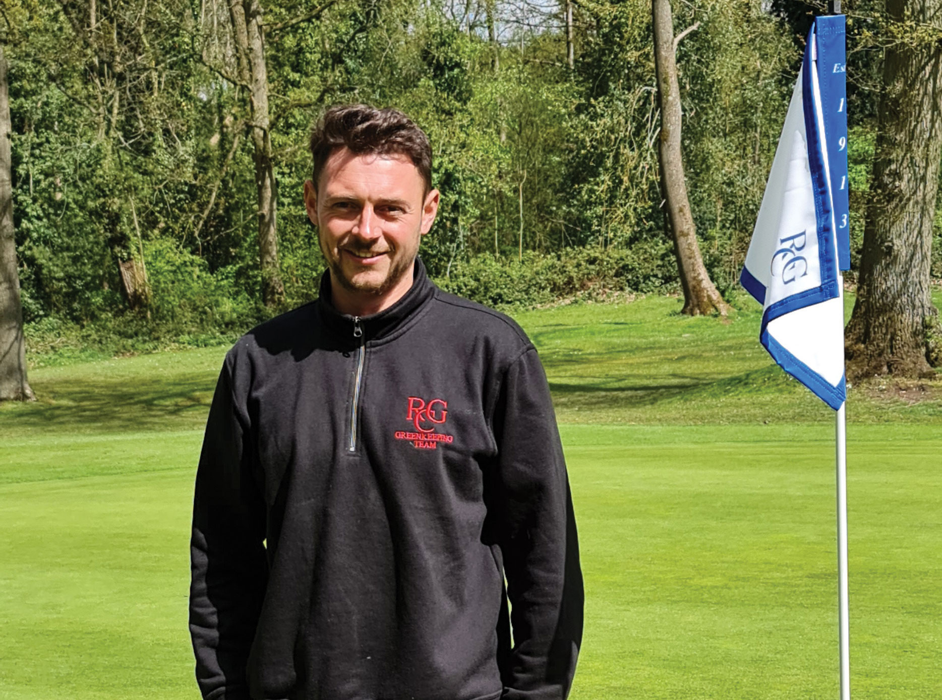 Homebase to feeling at home at Redditch Golf Club Background