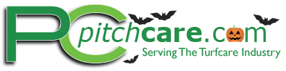 Pitchcare Halloween Logo