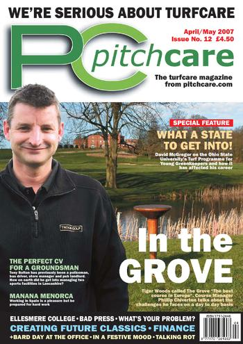 Pitchcare Magazine - Issue 12
