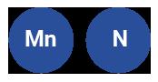 Maxwell Bullet Manganese Elemental Components