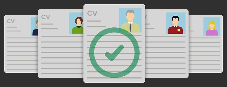Add your CV