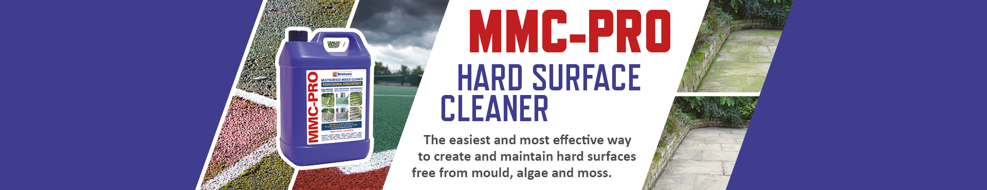 MMC Pro Moss Killer from Pitchcare Ireland