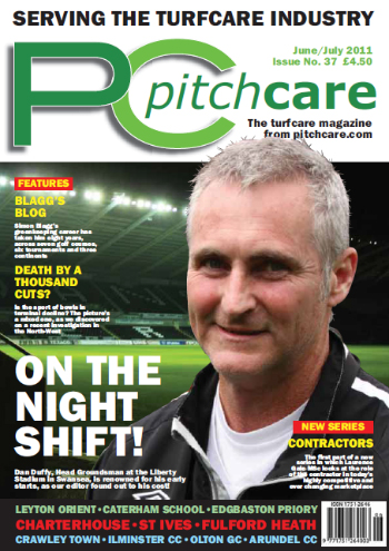 Pitchcare Magazine - Issue 37