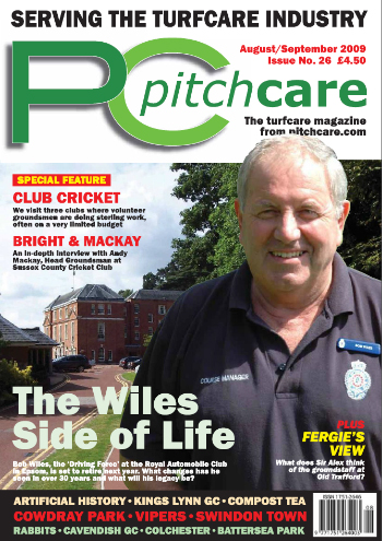 Pitchcare Magazine - Issue 26