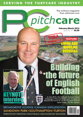 Pitchcare Magazine - Issue 41