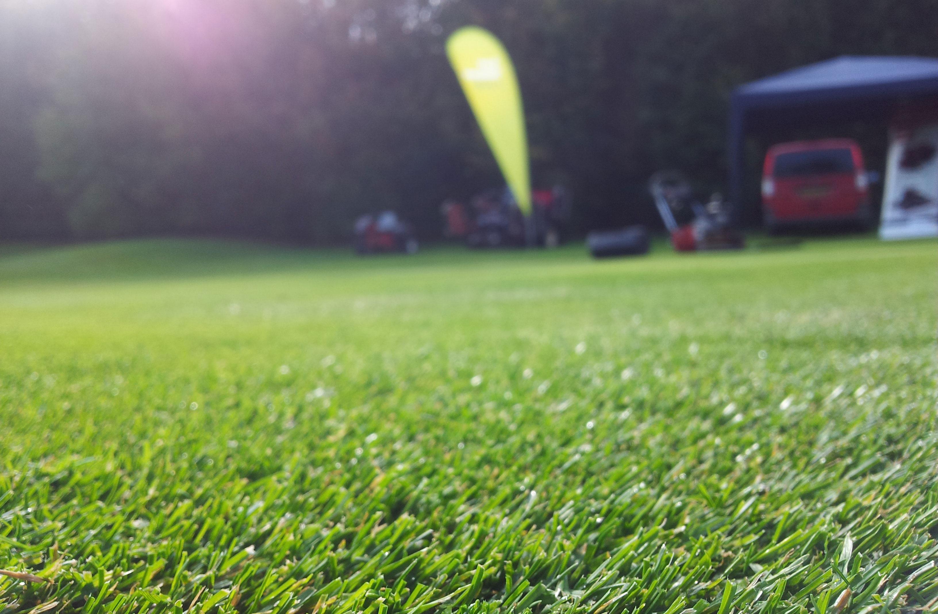 Turf Science Live in Naas Golf Club