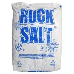Rock Salt for Ice & Snow 25kg