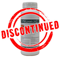 Loram Discontinued ALS