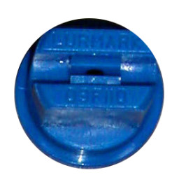 Flat Flan Nozzle ISO Blue 03F110