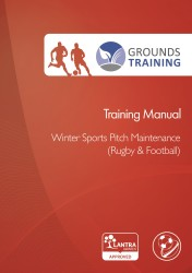 Grounds Training - Winter Sports Pitch Maintenance (Football & Rugby) Cover