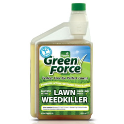Hygenia GreenForce Lawn Weedkiller