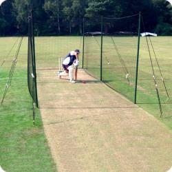 Wooden Pole Cricket Bay