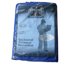 Blue Disposible Spraying Overalls