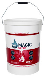 Magic Ice Melt bucket 18 75kg