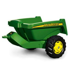John Deere Tipper (For Rolly Toys Pedal Tractors)