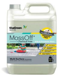 MossOff Multi Surface Moss and Algae Killer