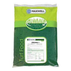 Maxwell Turf Food Organo 1 Organic Fertiliser