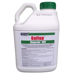 Industrial Weed Killer - Gallup Biograde Glyphosate 5L