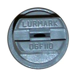 Flat Flan Nozzle ISO Grey 06F110