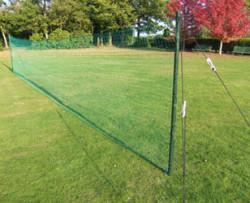 Cricket Throw Down Net