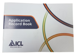 ICL Application Record Book