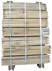 75cm X 25mm X 25mm tree stakes