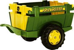 John Deere Farm Trailer