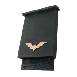 91443 Chambord Small Wooden Bat Box