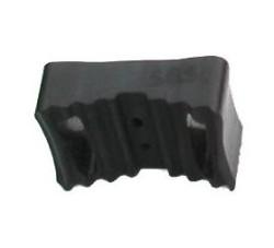Rubberloc® Slotted Flat Back Blocks
