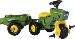 John Deere Three Wheel Tractor