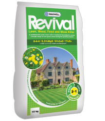 Maxwell Revival Weed, Feed and Moss Killer