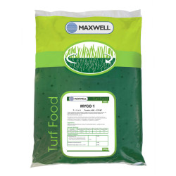 Maxwell Turf Food Myco 1 Organic Fertiliser