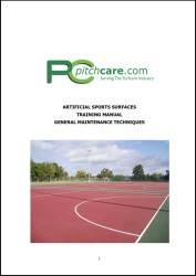 Pitchcare Artificial Manual