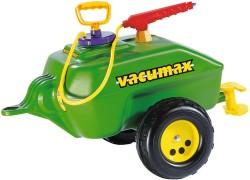 Vacumax trailer