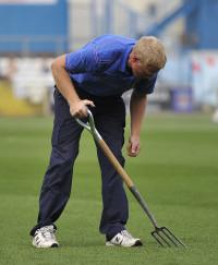 npower League 1   Dave Mitchell   Carlisle United2