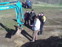 Excavtor training