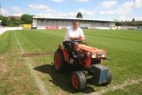 Bromsgrove FC dragmat