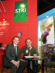 PGMSTRI signing contract at BTME 2011
