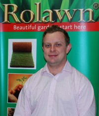 Tim Price Rolawn Regional Sales Manager