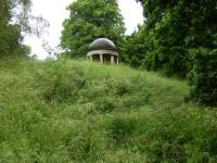 Long grass regime at Kew Gardens