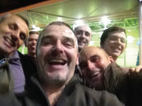 Craigielaw Selfie