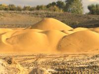 Garside sand pile