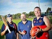 Daly Oval Lights Up