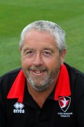 npower League 2   Terry Roberts   Cheltenham Town2
