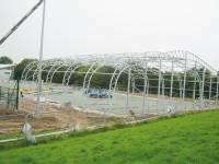 Sportspark TennisCoverConstruction