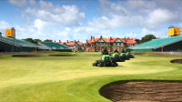 Royal Lytham Open 2012 mower fleet